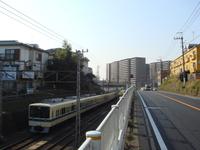 新百合ヶ丘駅へ