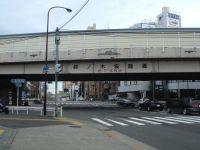 柿ノ木坂陸橋