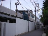 武蔵境駅工事中